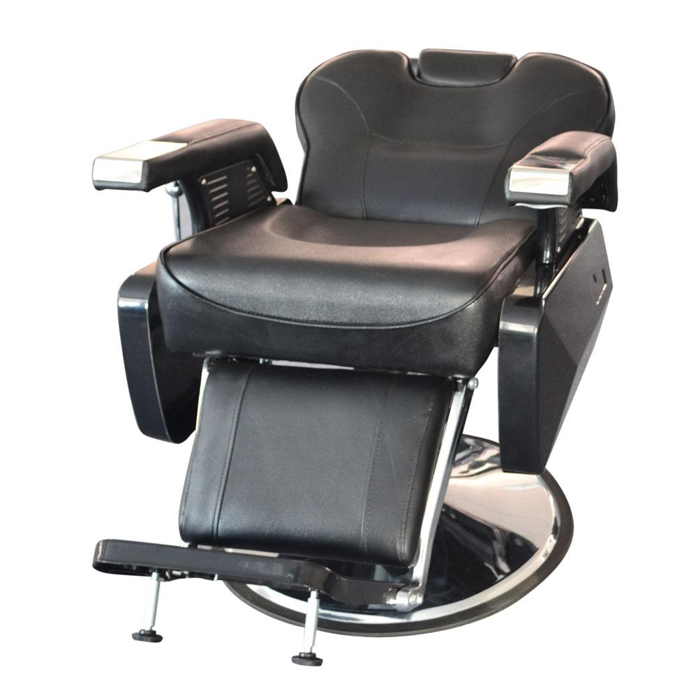 Salon spa equipment hydraulic reclining barber chair hair for Salon spa supply