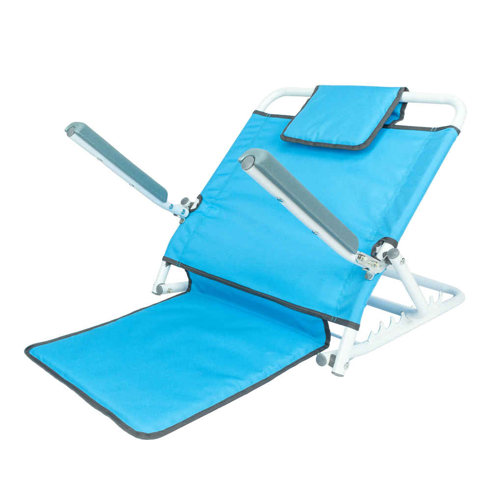 Folding Medical Adjustable Bed and Chair Back Rest - 7 Positions ...