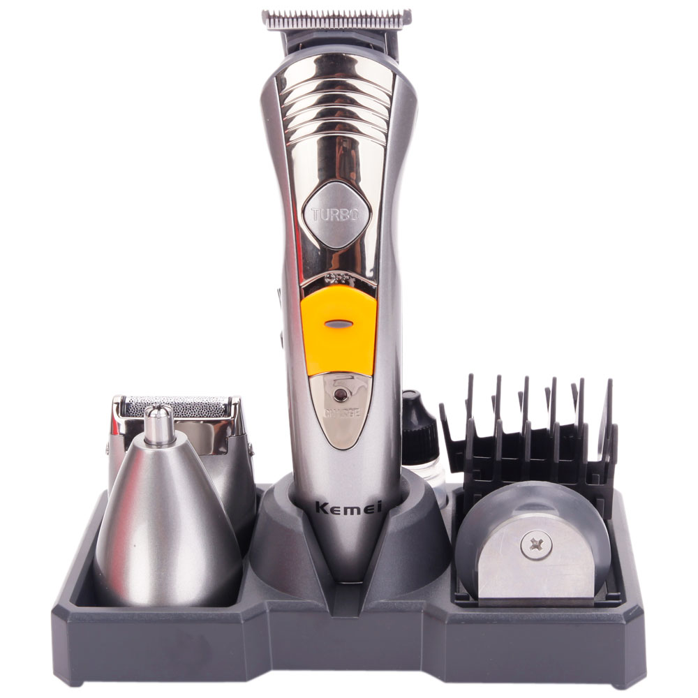 pro salon body beard hair men cut clipper shaver machine kit trimmer set eu plug ebay. Black Bedroom Furniture Sets. Home Design Ideas
