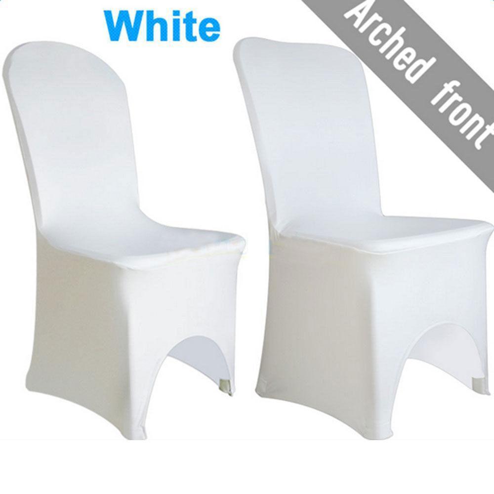 New 100pcs Universal Polyester Spandex Wedding Chair
