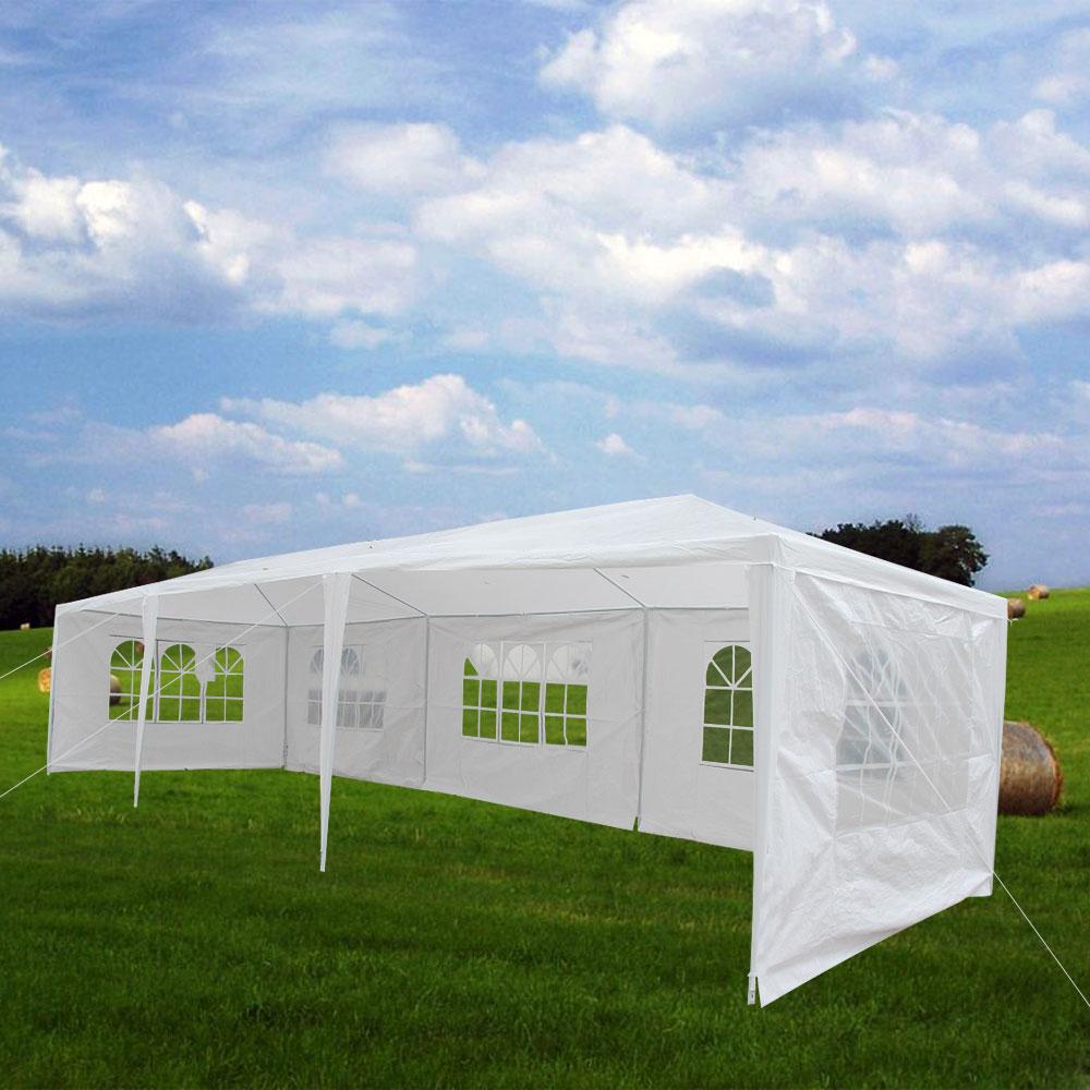 10'X30' Patio Party Wedding Tent Gazebo Pavilion Canopy