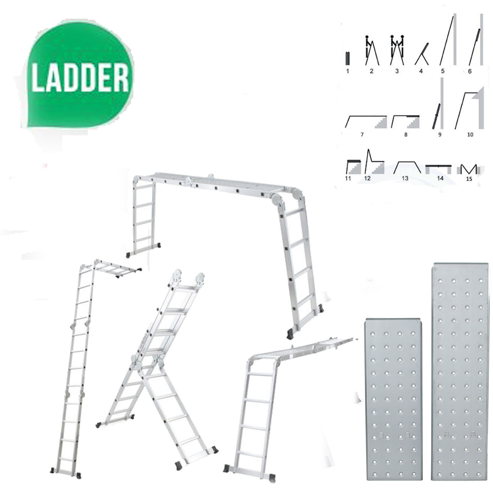 Folding Ladder Diagram - Trusted Wiring Diagram