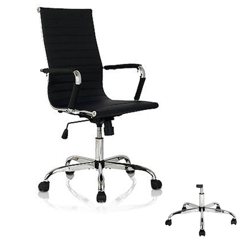 6 Etl Business Requirements Specification Template Reyri: Hot Modern Design Ribbed High Back PU Leather Office Chair