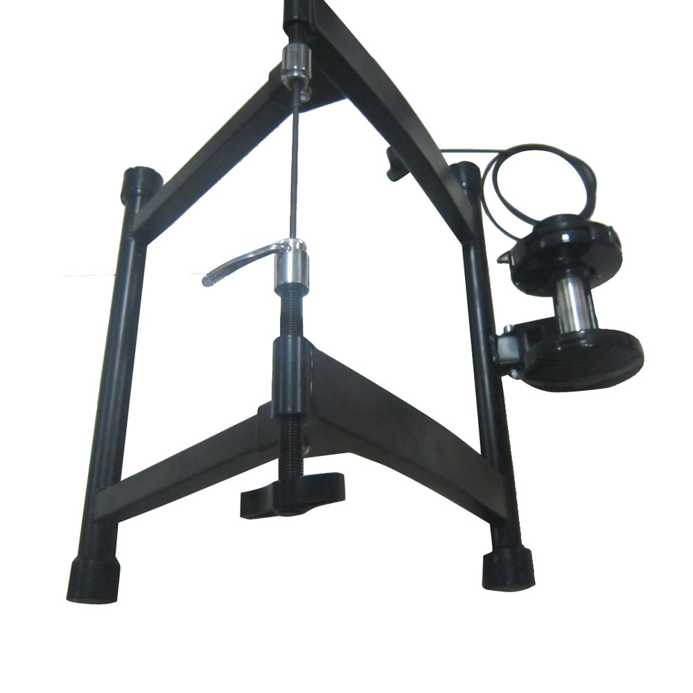 New Indoor Exercise Bike Bicycle Trainer Stand W/ 5 Levels