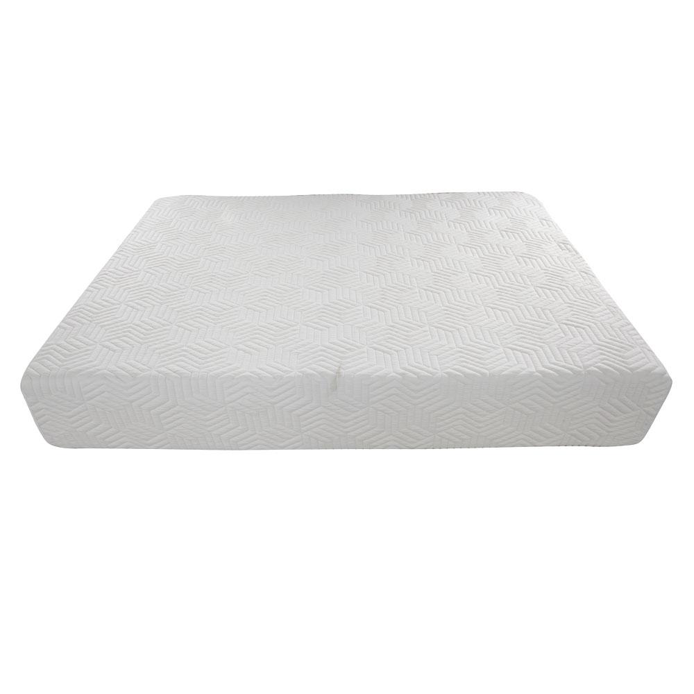 New 10 Full Size Cool Medium Firm Memory Foam Mattress Bed W 2 Free Gel Pillows Ebay