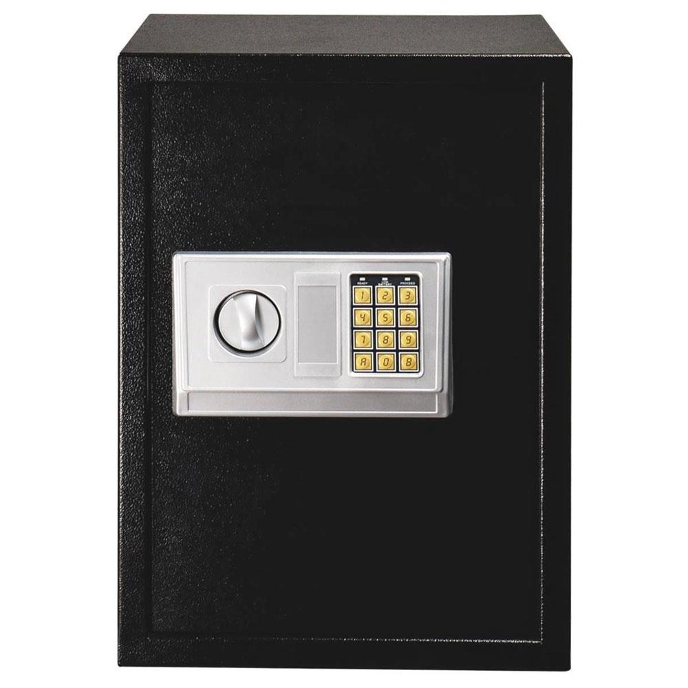 hot large electronic safe lock box security digital keypad jewelry money home us ebay. Black Bedroom Furniture Sets. Home Design Ideas
