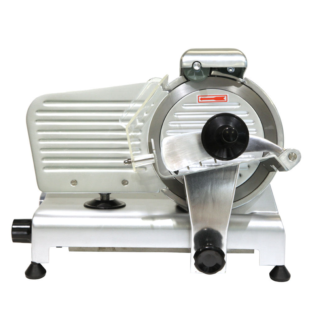 "8""/10""/12"" Blade Commercial Meat Slicer Deli Veggie Cheese"