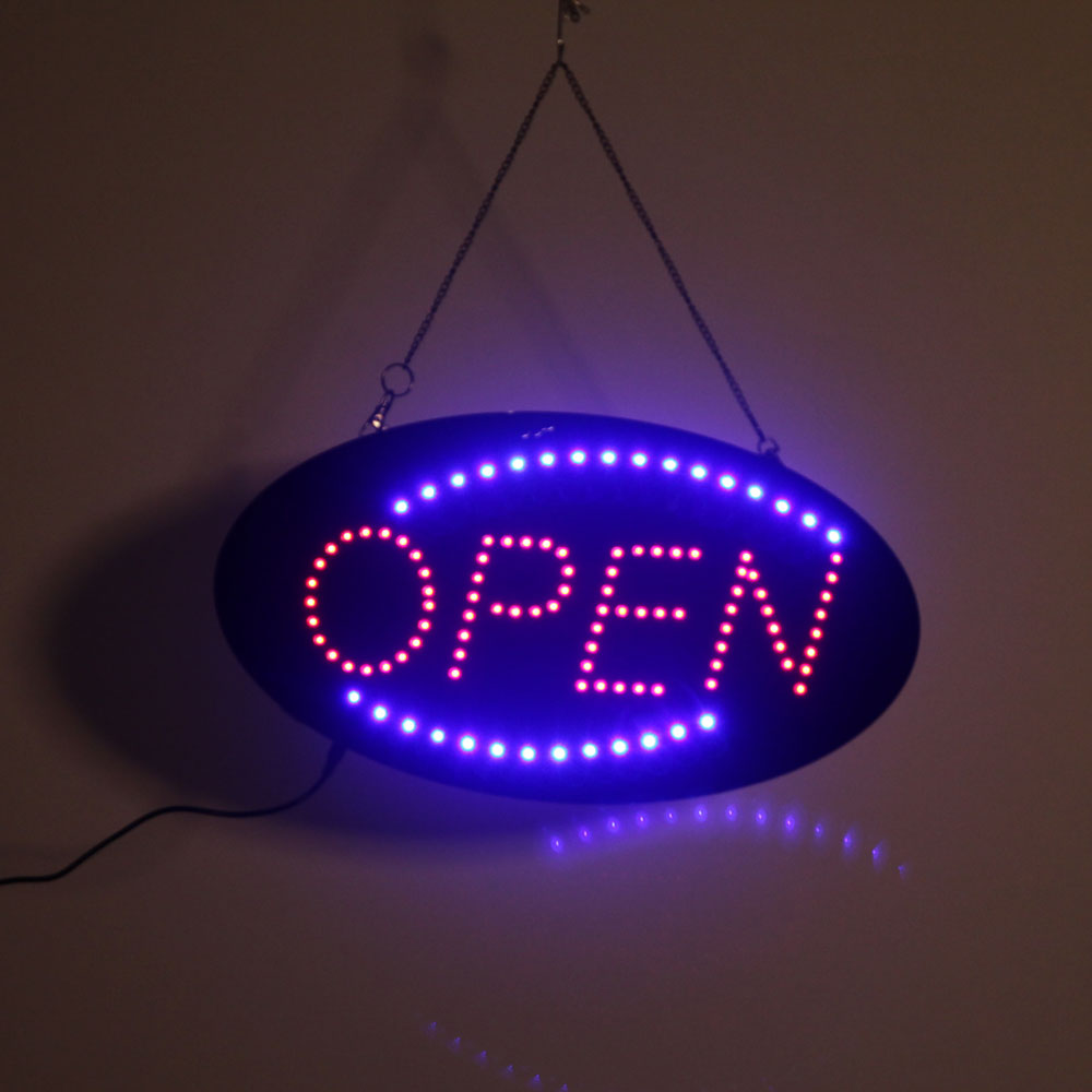 Led neon light open sign store shop hanging door entry display led neon light open sign store shop hanging door entry display scrolling outdoor workwithnaturefo