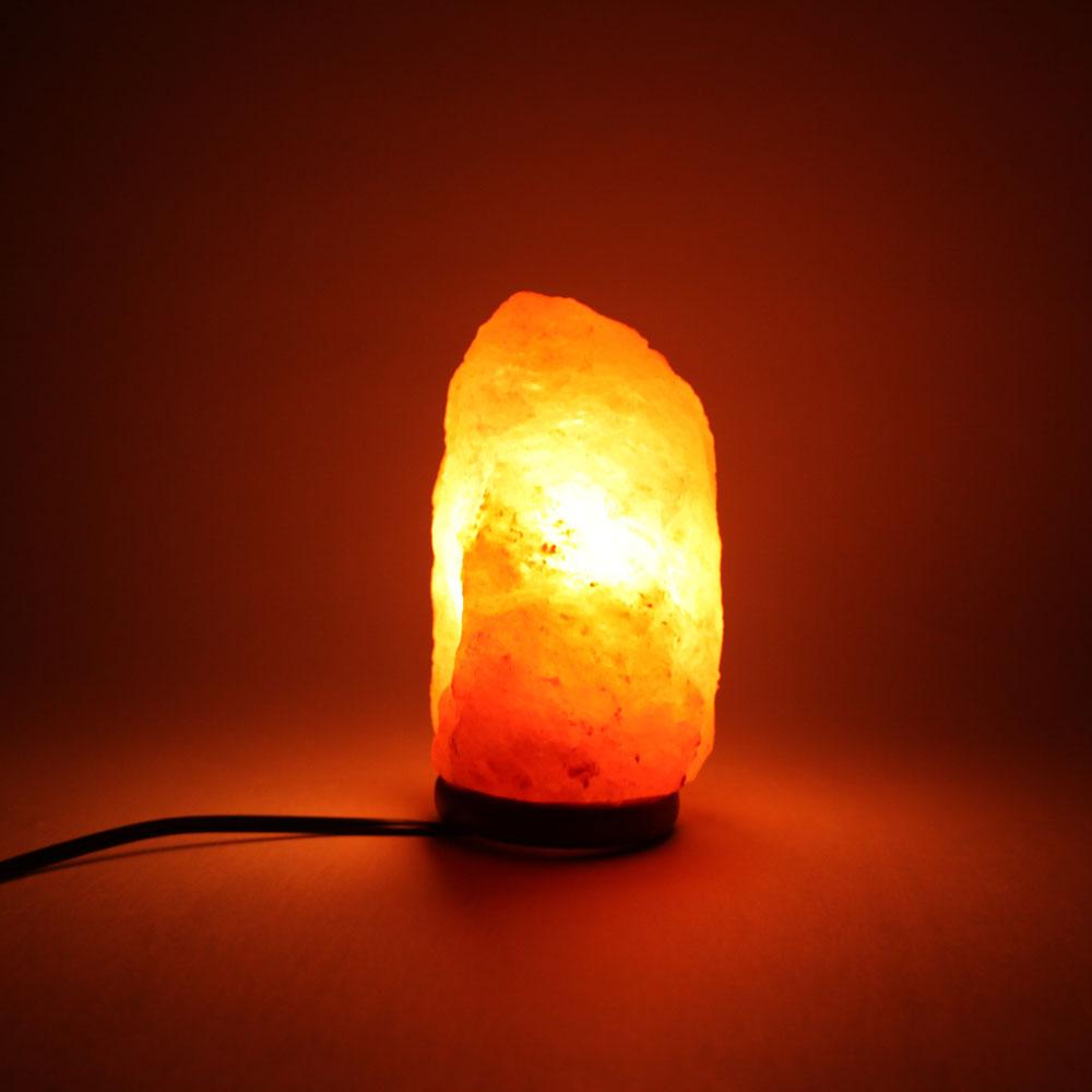 Salt Lamp For Car : 2-5 Lbs Himalayan Natural Air Purifier Salt Lamp Rock Crystal Tower US Plug eBay