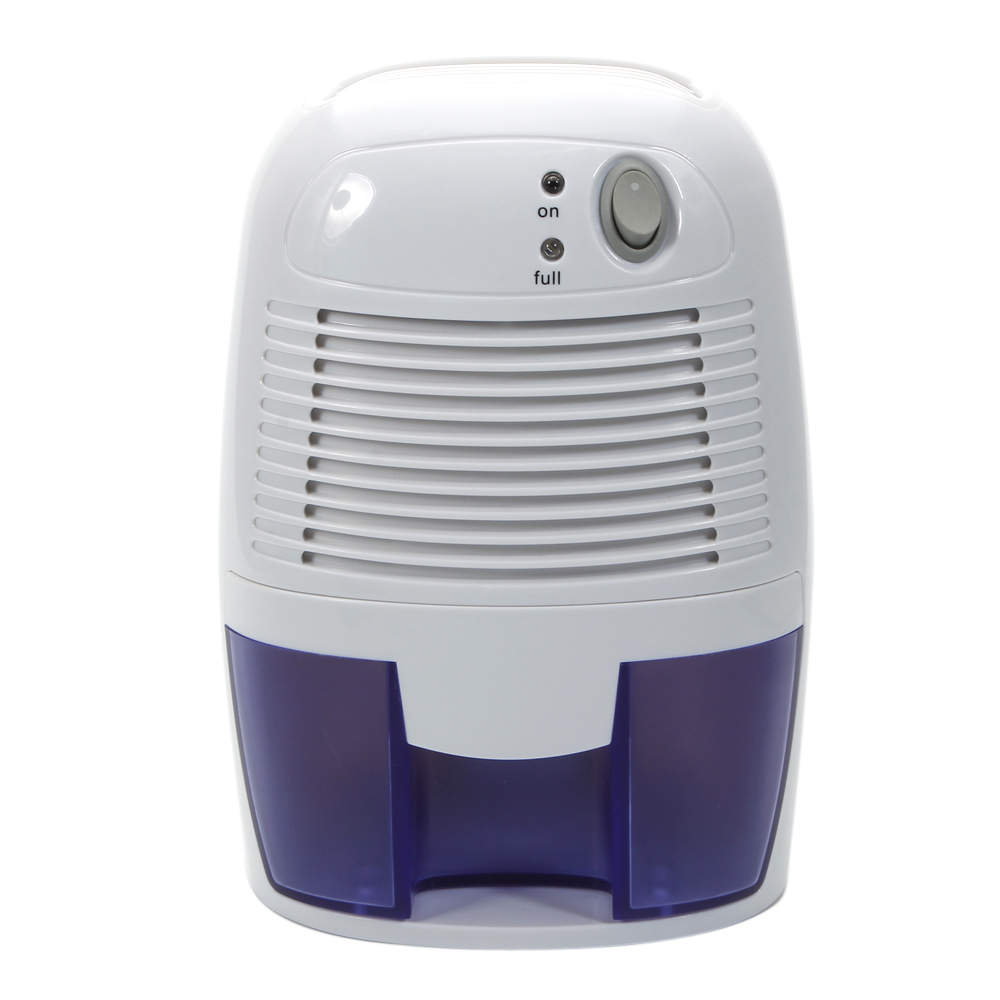 mini air dehumidifier damp mould moisture home kitchen bedroom us plug