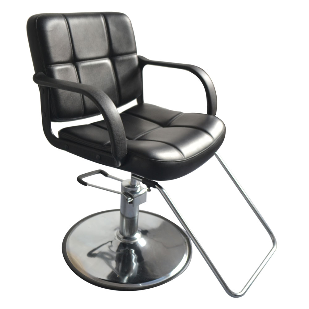 Hydraulic Power Chair : All purpose hydraulic barber chair shampoo spa salon