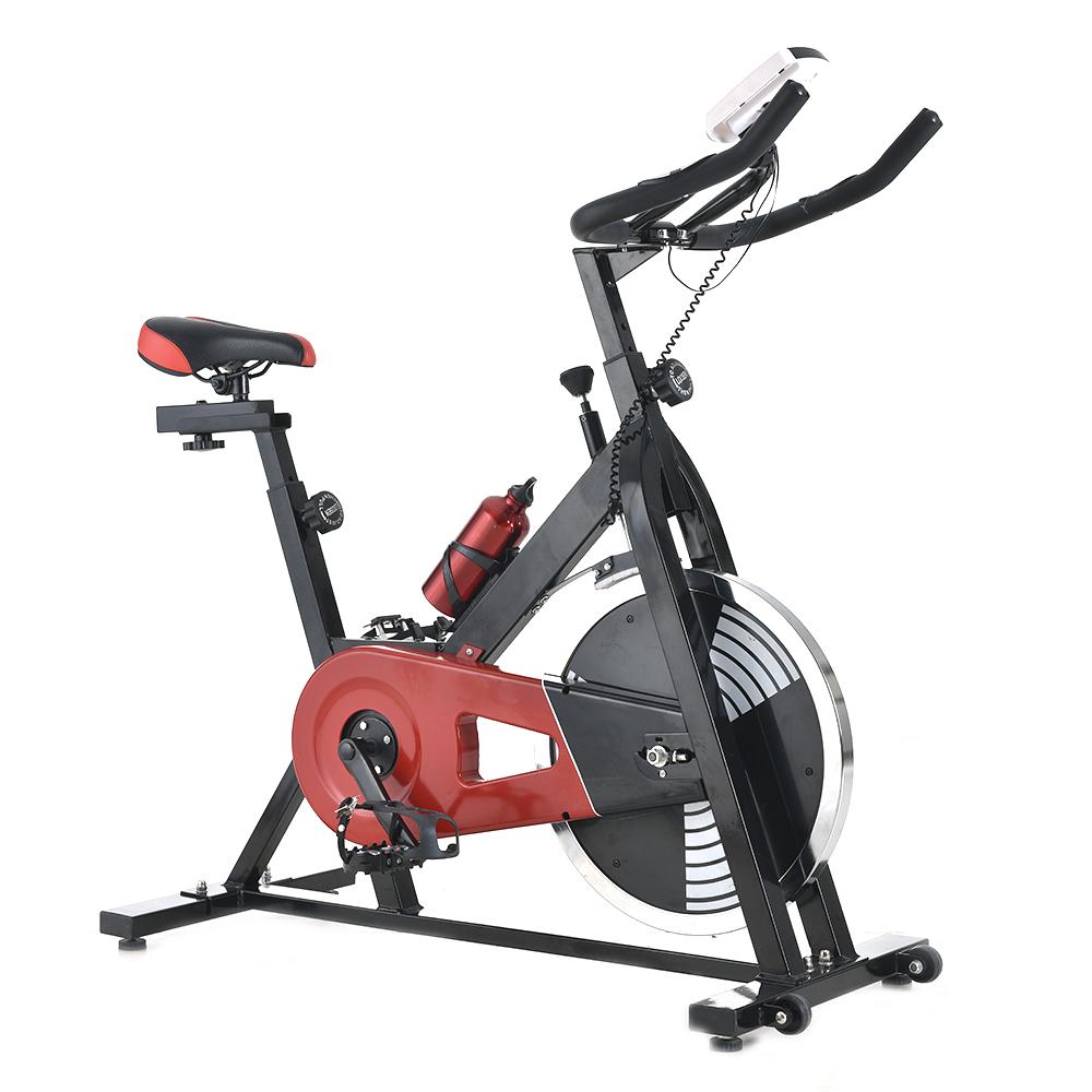 Exercise Bike Training Program: Bicycle Cycling Fitness Gym Exercise Bike Stationary