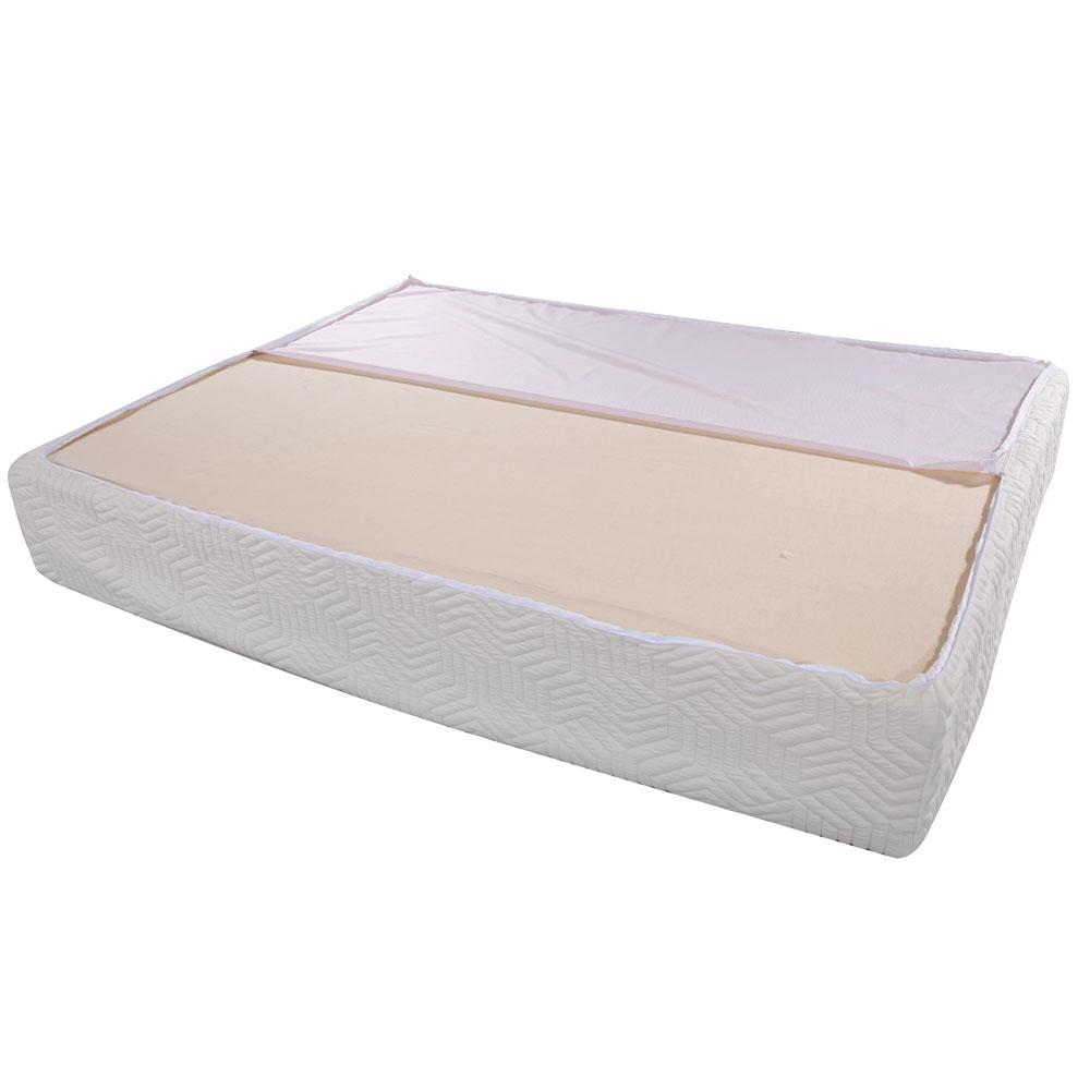new 10 full size cool medium firm memory foam mattress bed w 2 free gel pillows ebay. Black Bedroom Furniture Sets. Home Design Ideas