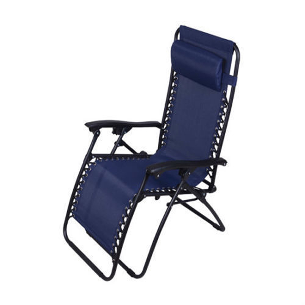2pc zero gravity chairs lounge patio folding recliner for Reclining lawn chair
