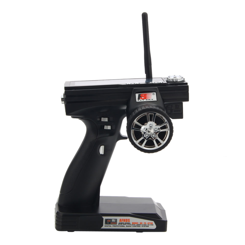Flysky FS-GT3B 2.4G 3CH Transmitter + Receiver Radio