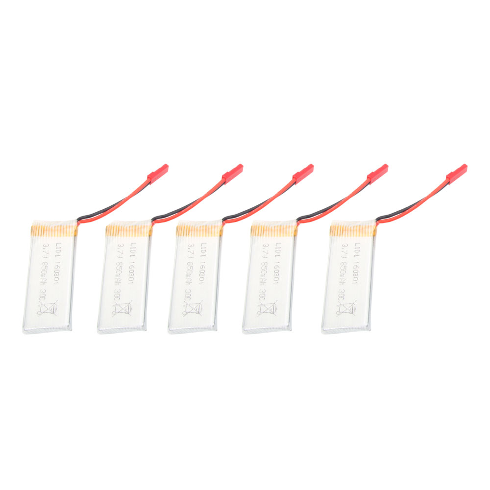 5x jxd 509w 509g jd509 700mah 3 7v lipo battery rc parts charging cable us stock