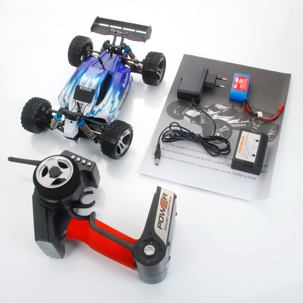 Wltoys A959 Up Vortex 1 18 24g 4wd Electric Rtr Rc Car Off Road Radio Controlled Motor Switch R C Please Take Apart The Shell To Avoid Scald By 4 Play With It In Open Space Especially For Children Over 14 Years