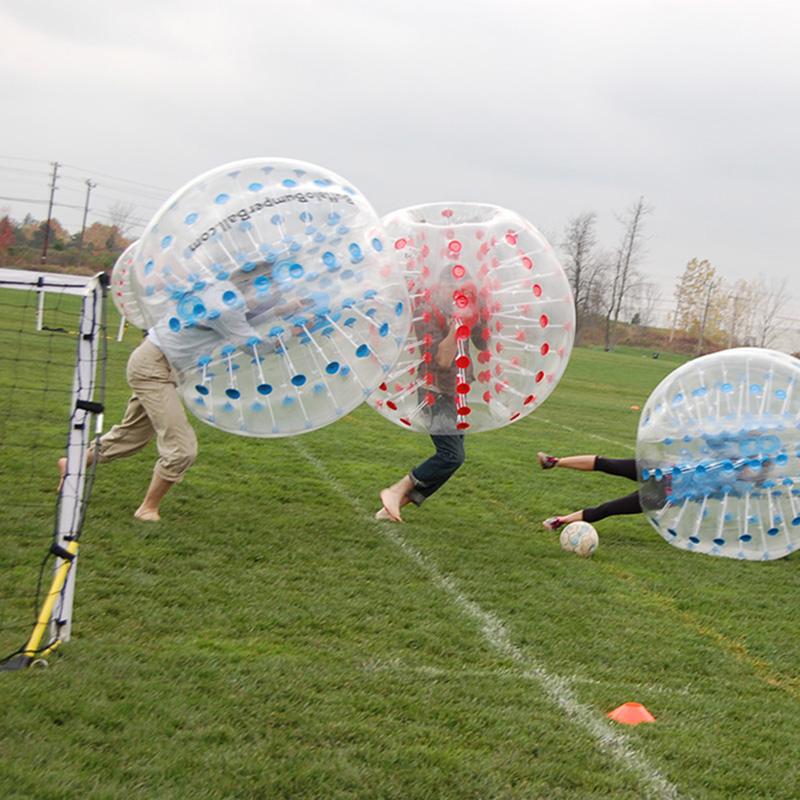 15m Inflatable Bumper Ball Body Zorbing Ball Zorb Bubble Soccer