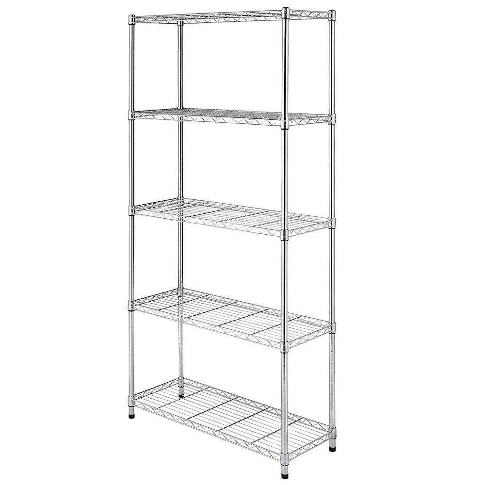 shelving steel stock shelves wire solid grp units storage stainless uline rack in