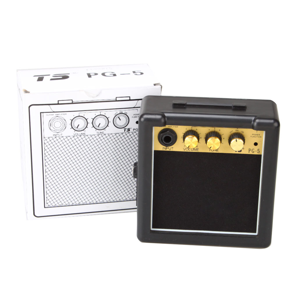 new portable mini gt 5w electric guitar amplifier amp ebay. Black Bedroom Furniture Sets. Home Design Ideas