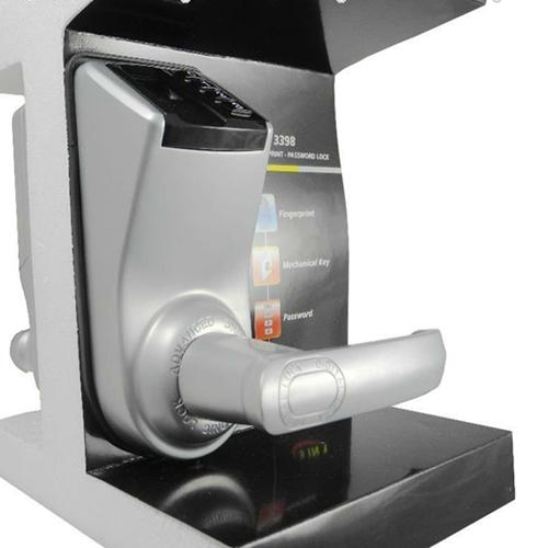 Adel Fingerprint Door Lock Biometric Keypad Keyless