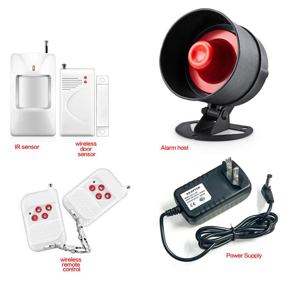 security pro alarm system manual