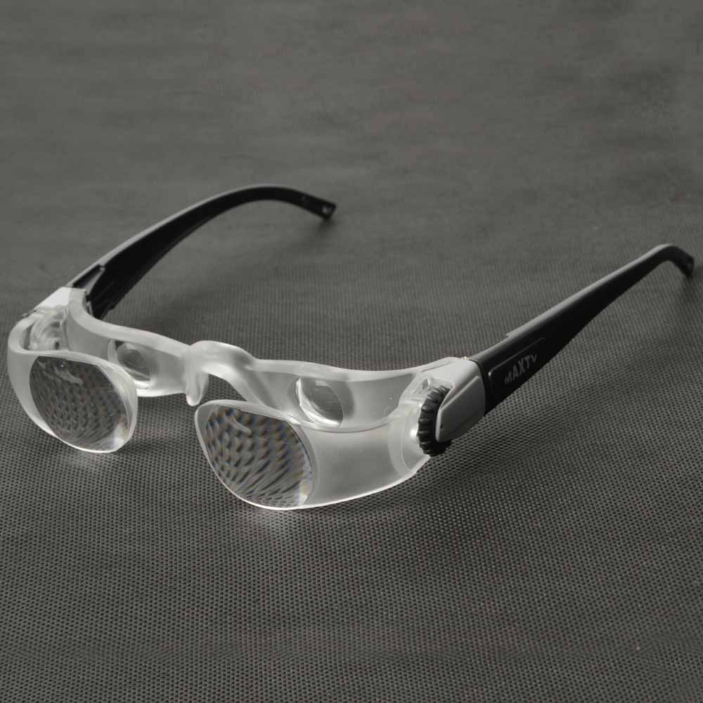 new max tv television magnifying glasses 21x 0 to 300