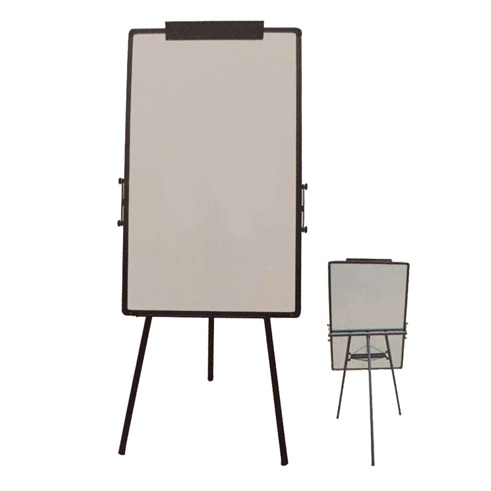 Adjustable Large Magnetic Whiteboard Dry Erase Board Easel Aluminum ...