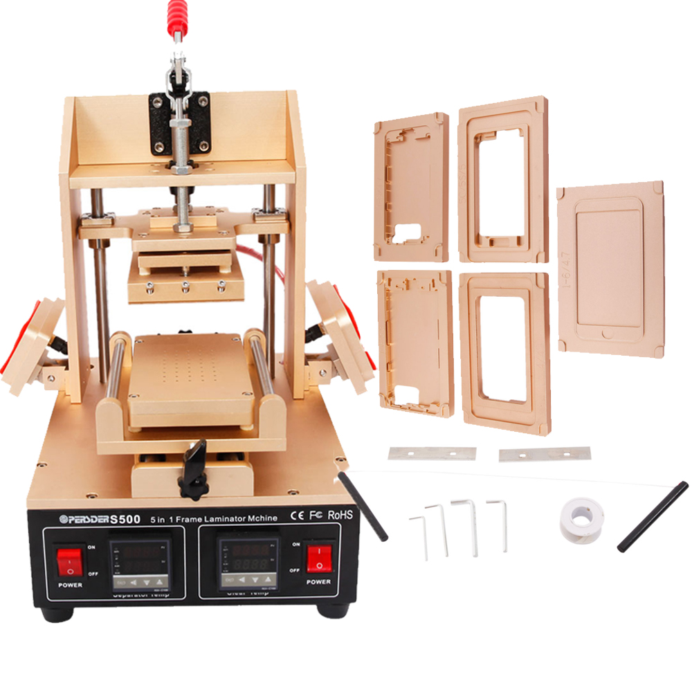 iphone screen removal machine