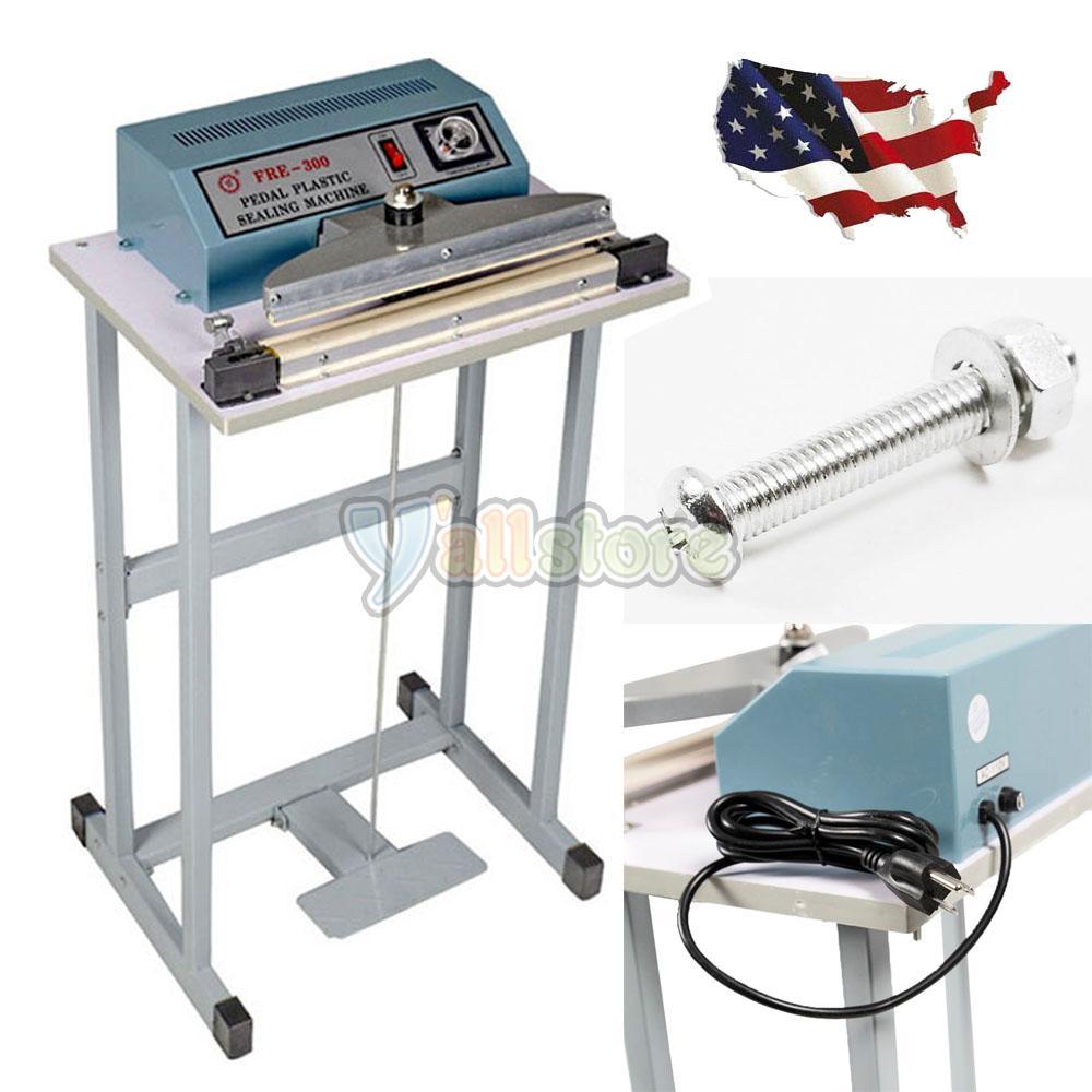 Heat Seal Machine Parts: Pro Seal Heat Sealers – Jerusalem House