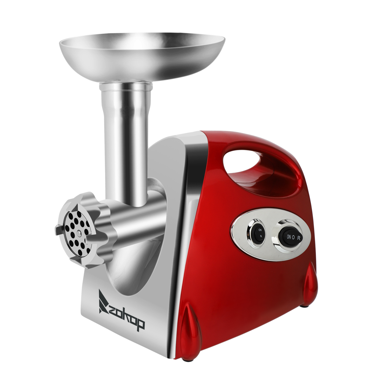 Kitchen Grinder: Electric Meat Grinder Home Kitchen Industrial Stainless