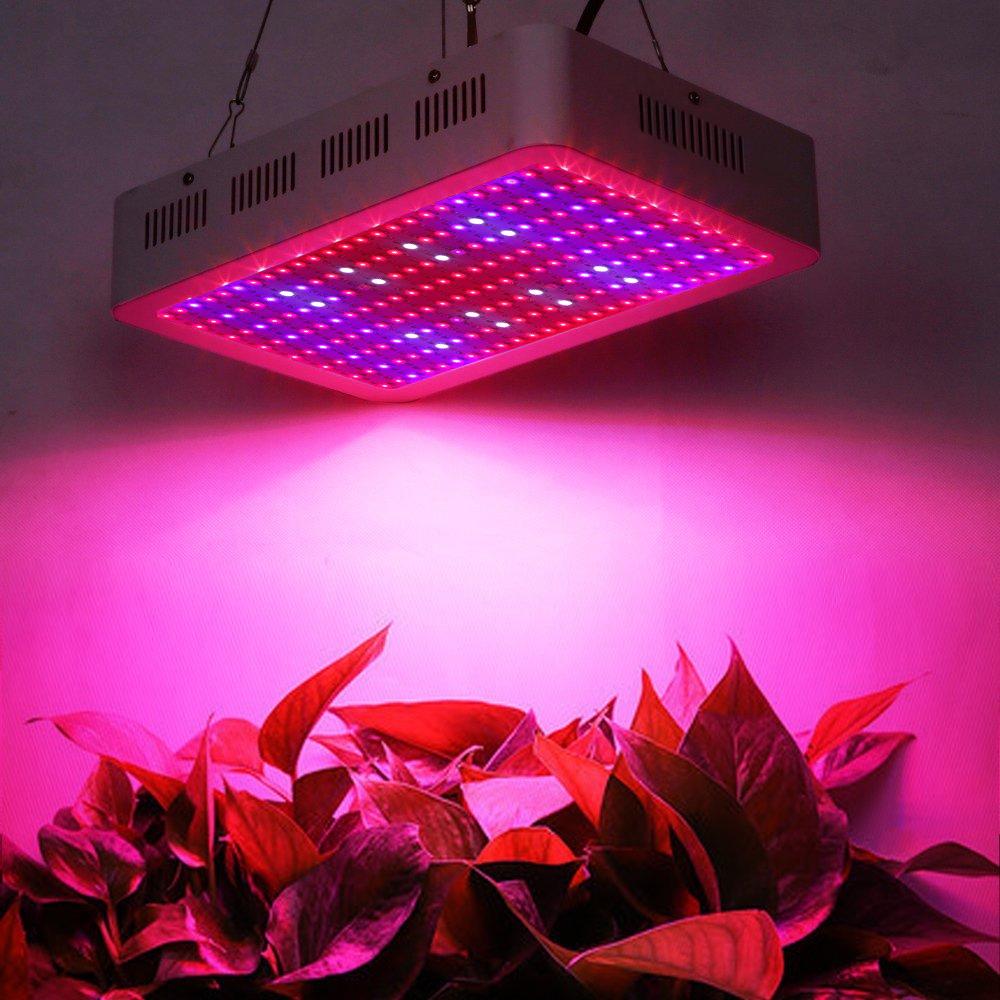 2000w Led Plant Grow Light Full Spectrum Lamp Indoor