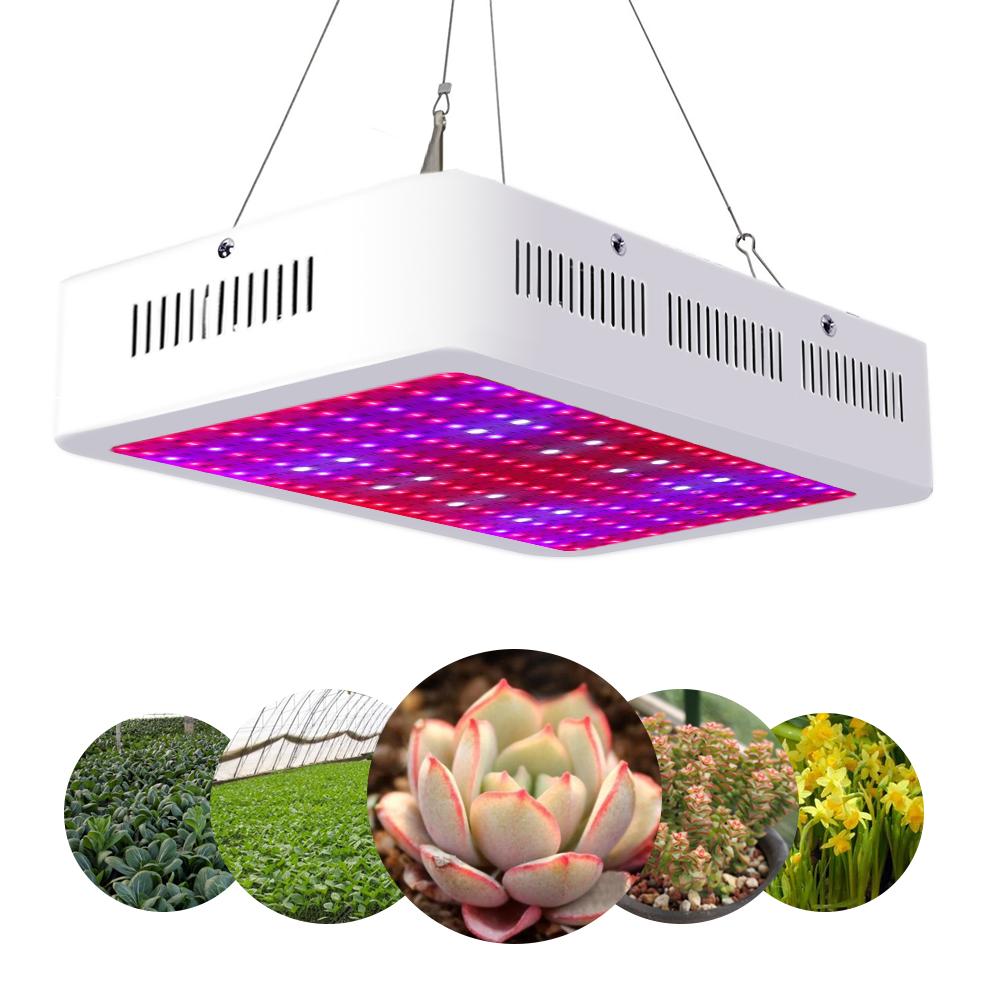 2000w led plant grow light full spectrum lamp indoor greenhouse veg flower hot ebay. Black Bedroom Furniture Sets. Home Design Ideas