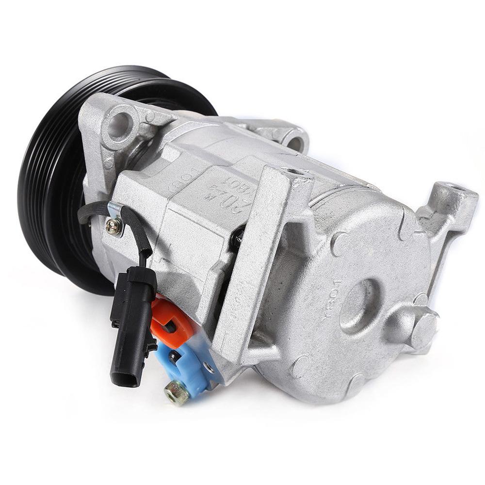New AC Compressor & AC Clutch For Dodge Grand Caravan