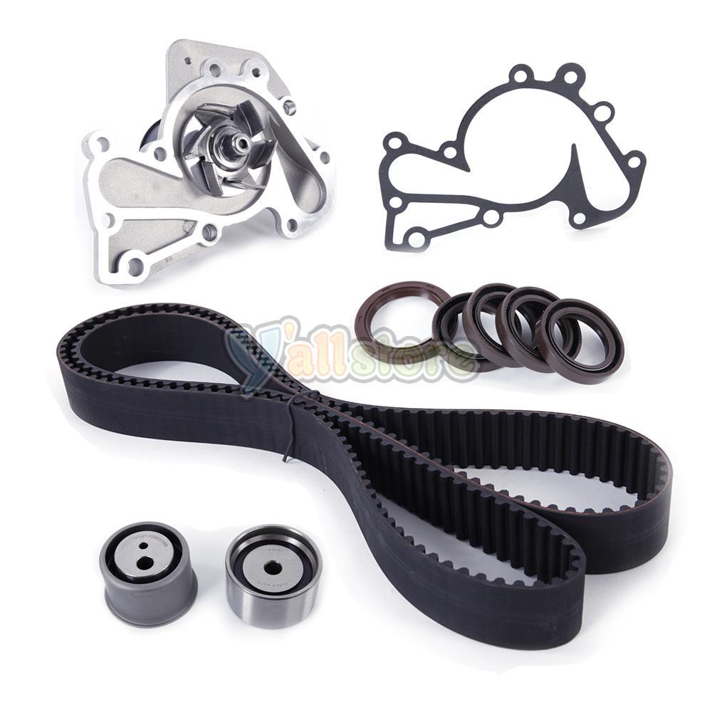 Timing Belt Water Pump Tensioner Kit For 99 10 Hyundai Kia 25l Problem Optima 27l Dohc V6