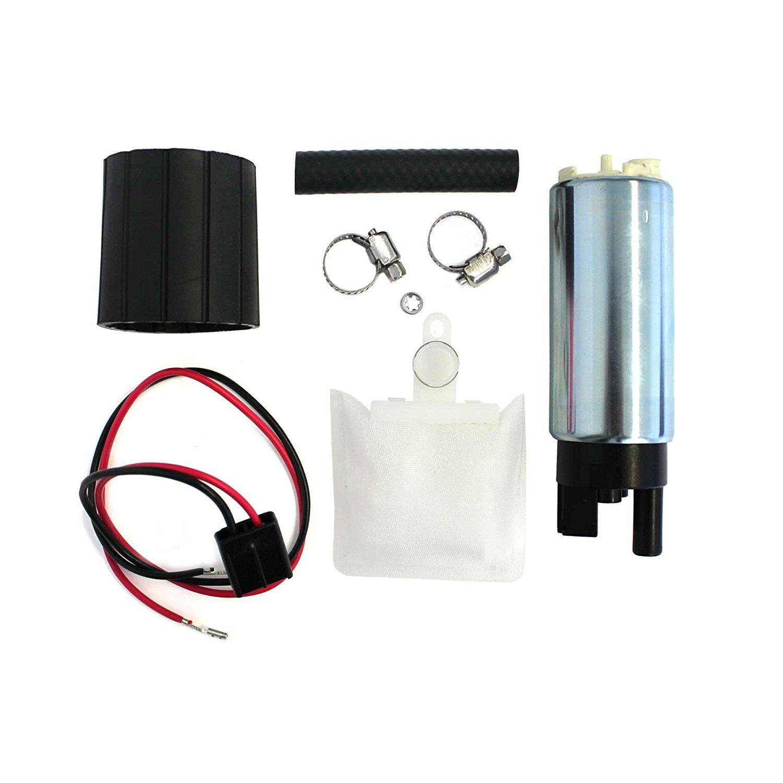 WALBRO GSS342 255LPH High Pressure Intank Fuel Pump & Filter 12V US Stock