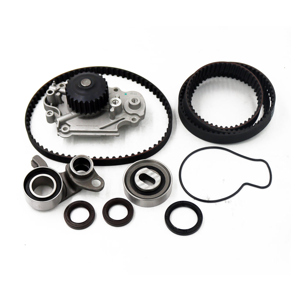 Timing Belt Water Pump Kit Fits 93 01 Honda Prelude 22 Vtec L4 Dohc On All Engines Except The Adjuster Arm Must Be Locked In Thank You For Viewing Our Shop Here Can Find What Want Today We Are Highly Recommended This Professional To