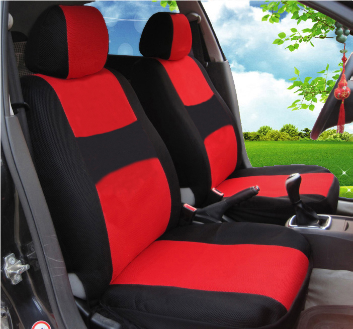 Awesome Details About Four Seasons Durable Flat Fabric Car Seat Covers Fit Car Suv Truck Inzonedesignstudio Interior Chair Design Inzonedesignstudiocom