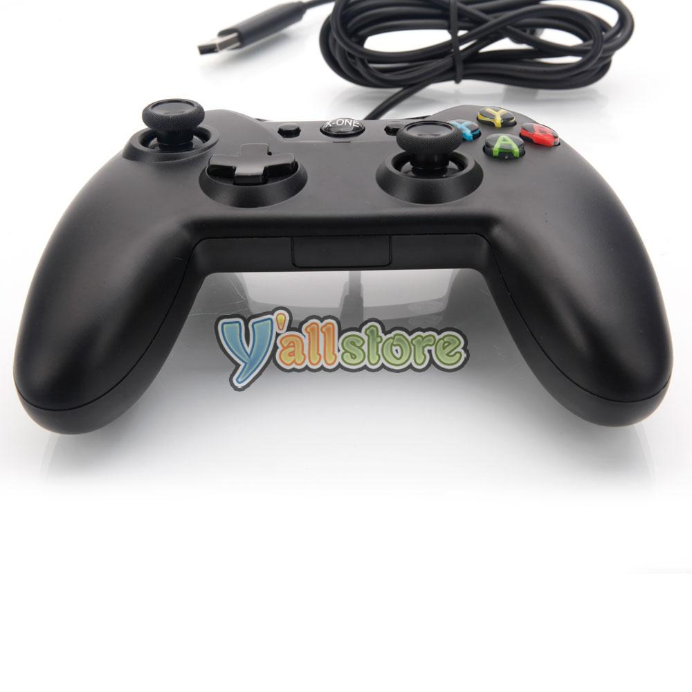 New Xbox One Game Controller : New usb wired remote controller joystick for microsoft