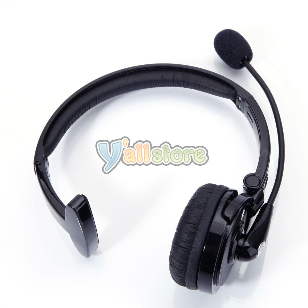 BH-M10B Wireless Bluetooth Headset Headphone Earphone + MIC For Sony PS3 Driver