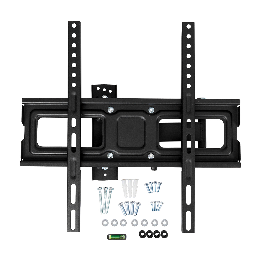 ec78eadfa7e Full Motion TV Wall Mount VESA Bracket for Plasma LCD 32 - 50