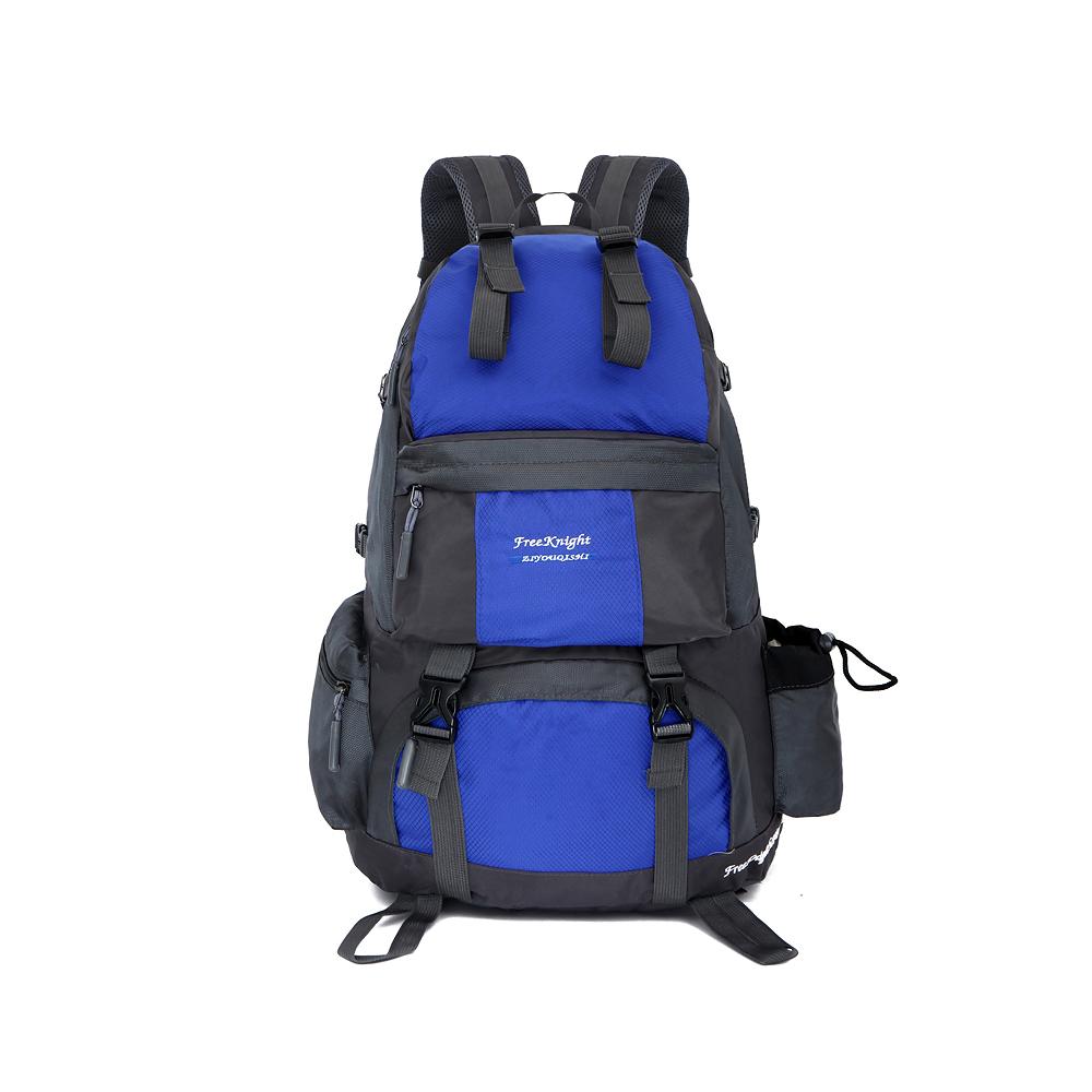 2749cbfac381 50L Backpack Climbing Hiking Bag Rucksack Camping Travel Waterproof ...