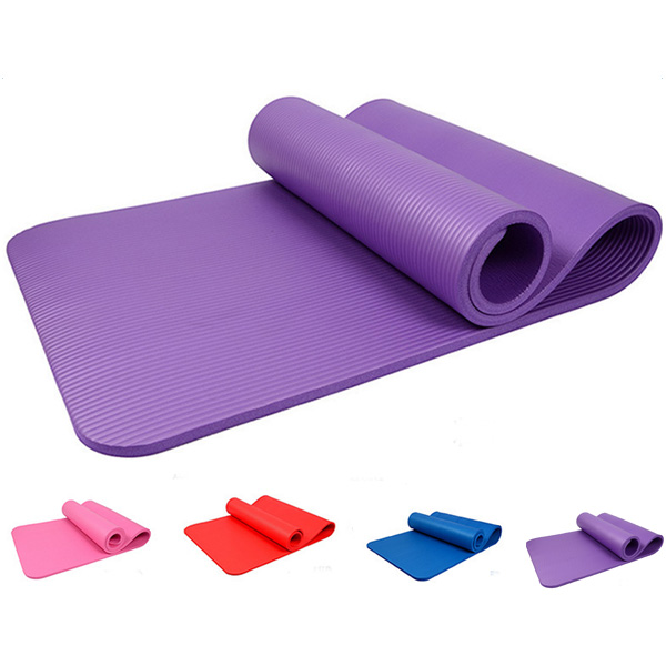 Thick 8MM Non-slip Exercise Pad Sport Fitness Pilates