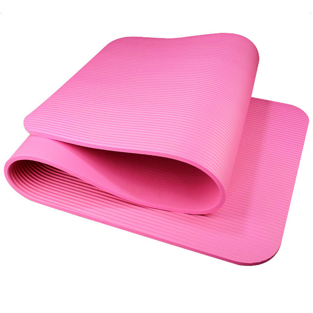 "Thick 72""X 24"" Non-Slip Yoga Mat Gym Pad Exercise Physio"