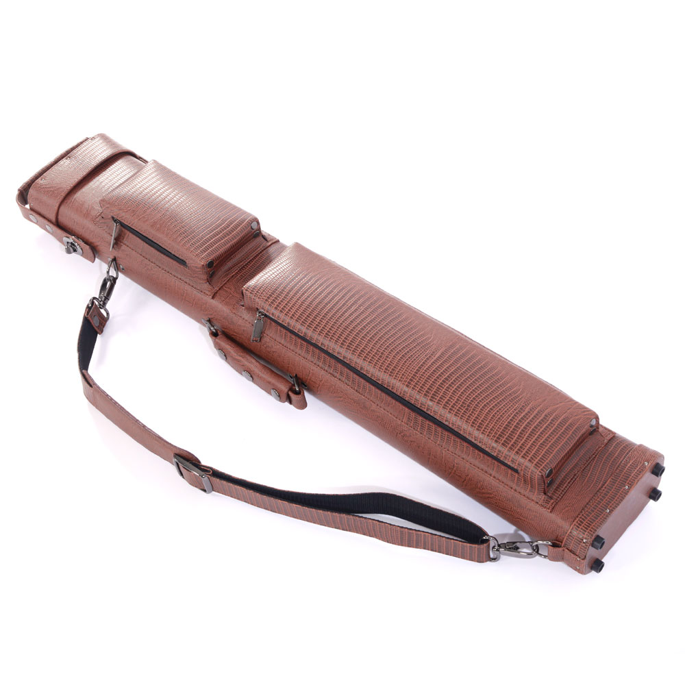 Durable 1 2 Hard 3x5 Billiard Case Carry Pool Cue Stick