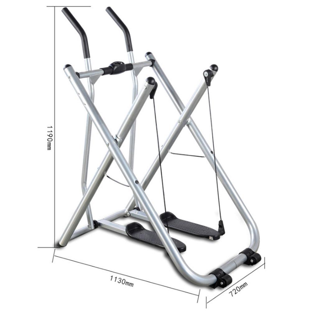 elliptical glider machine