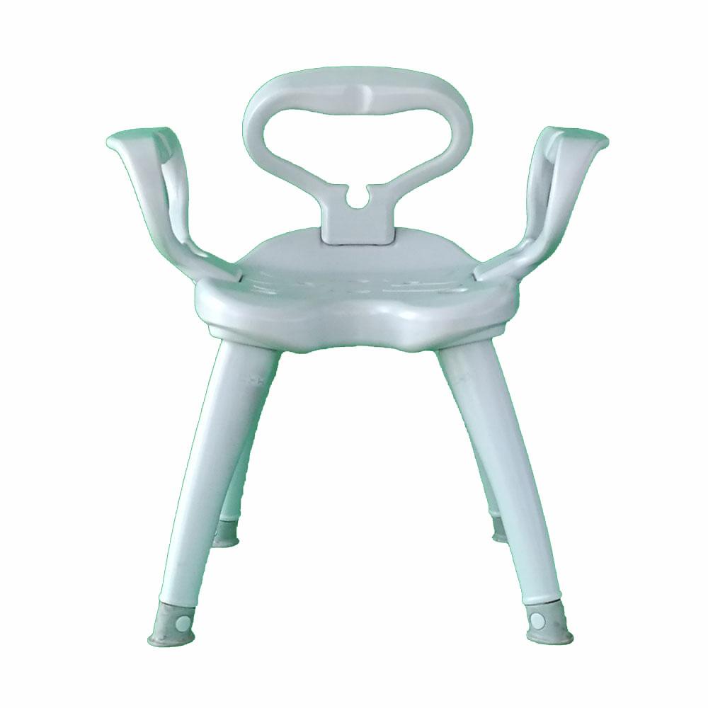 Bathroom Armchair Removable Bath Tub Bench Stool Seat Medical 440lb ...