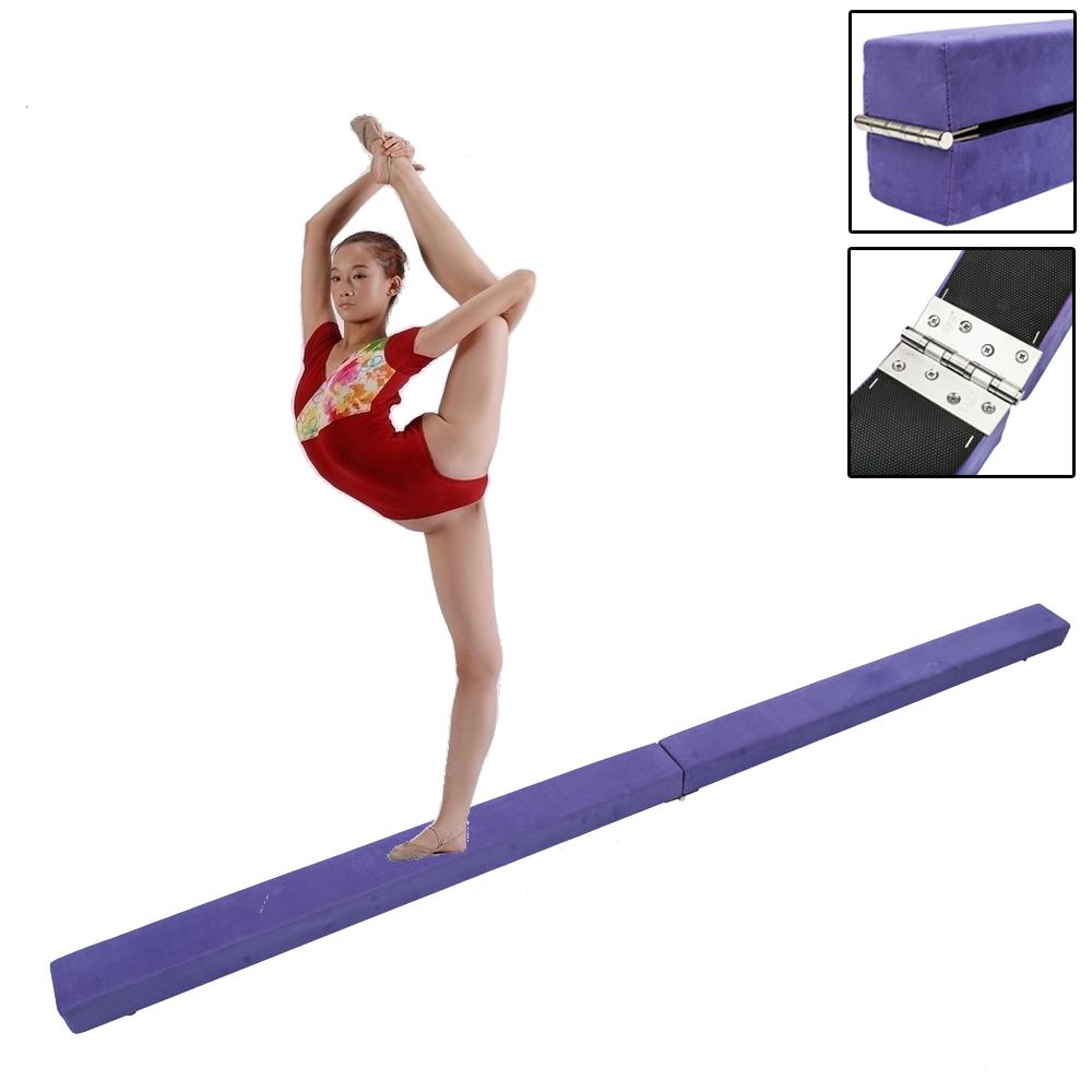 7 Sectional Gymnastics Floor Balance Beam Skill