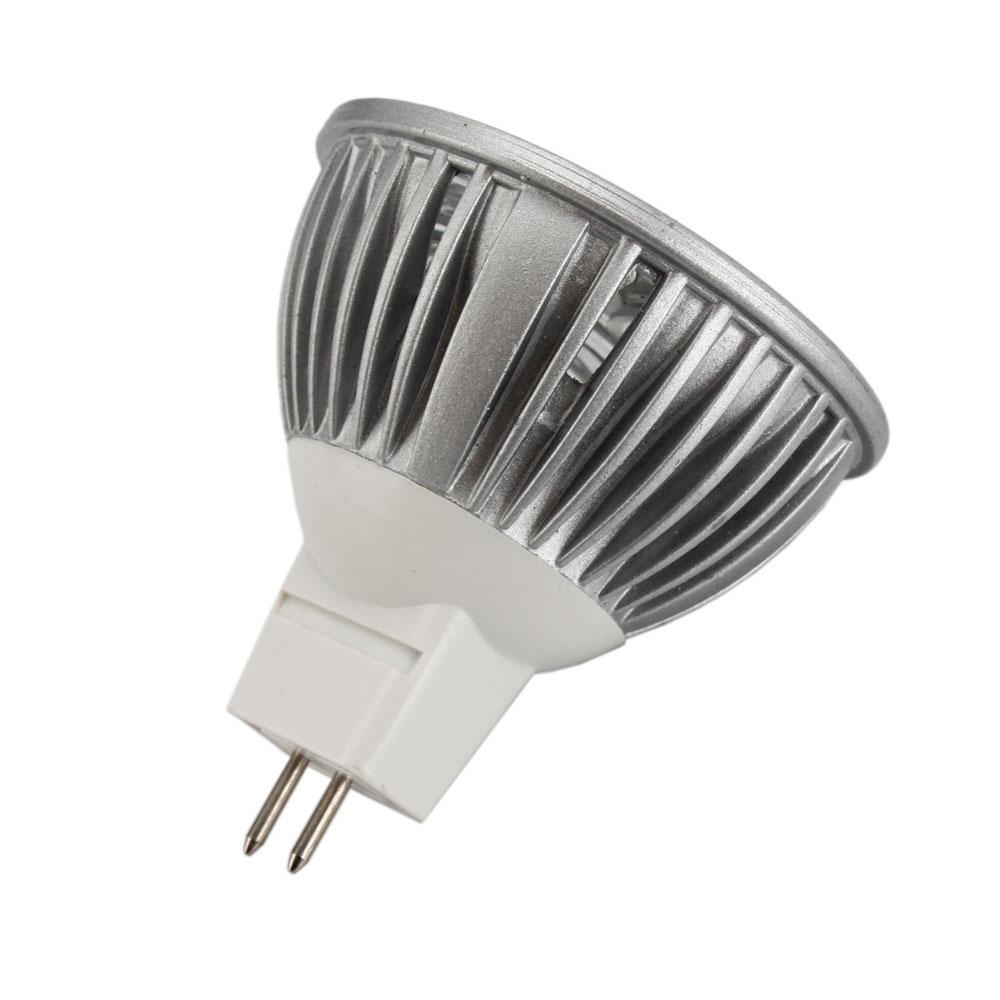 Mr16 Led Lap: Hot Sale Lot10 3W 12V LED Light Bulb MR16 Pure White