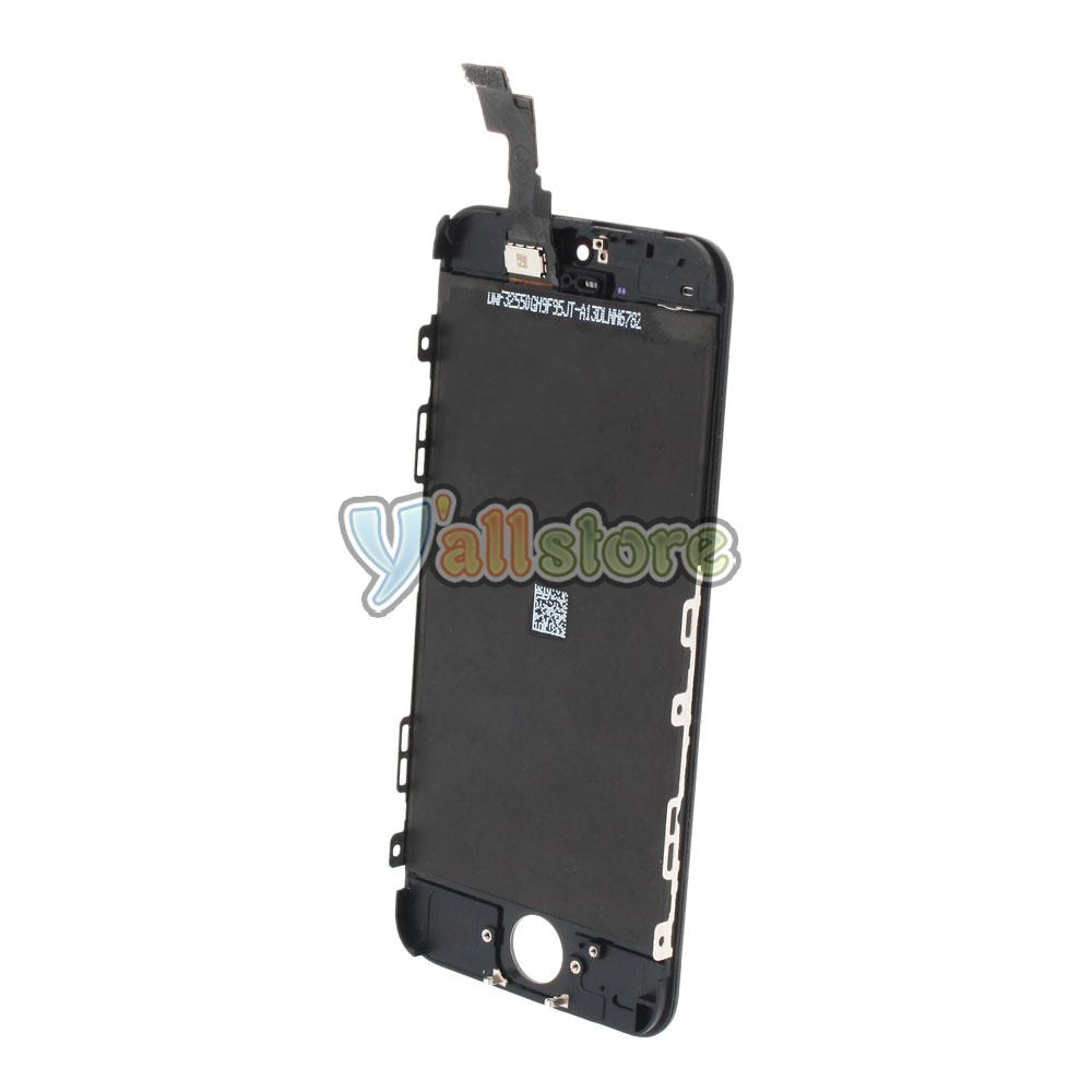 my iphone 5c screen went black front at amp t gsm cdma touch screen glass digitizer lcd 19400